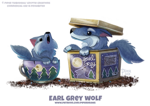 #2568. Earl Grey Wolf - Word Play