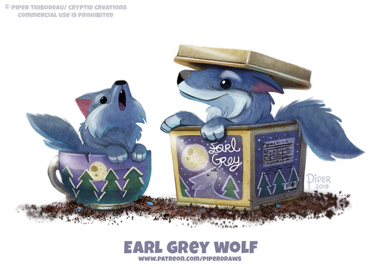 #2568. Earl Grey Wolf - Word Play