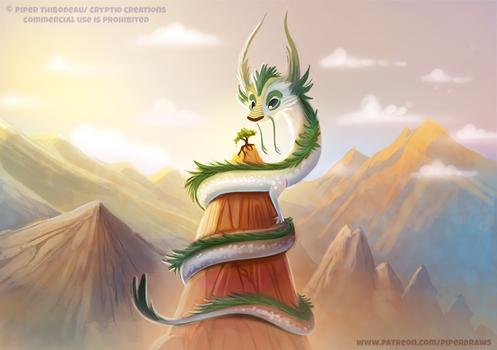 #2569. Canyon - Illustration