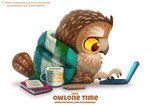 #2576. Owlone Time - Word Play