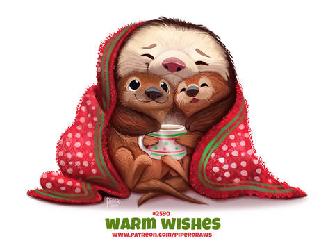 #2590. Warm Wishes - Word Play