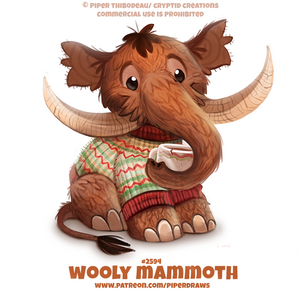 #2594. Wooly Mammoth - Word Play