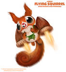 #2604. Flying Squirrel - Word Play