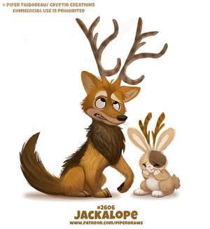 #2606. Jackalope - Word Play