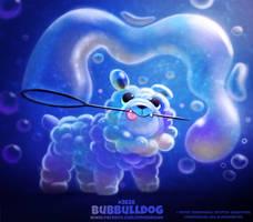 #2628. Bubbulldog - Word Play