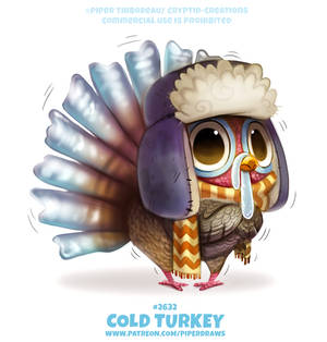#2632. Cold Turkey - Word Play