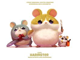 #2656. Harmster - Word Play