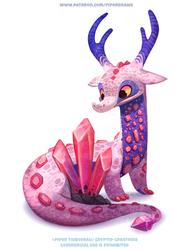 #2660. Gem Dragon - Design