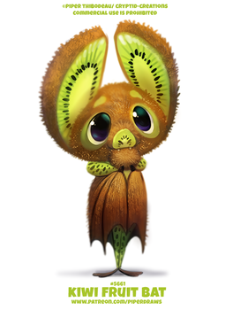 #2661. Kiwi Fruit Bat - Word Play