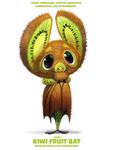 #2661. Kiwi Fruit Bat - Word Play