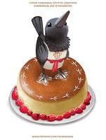 #2666. Cheesecake - Design