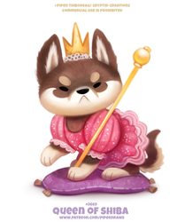 #2669. Queen of Shiba - Word Play