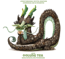 #2676. Oolung Tea - Word Play