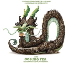 #2676. Oolung Tea - Word Play