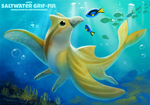 #2692. Saltwater Grif-fin - Wordplay