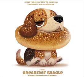 #2703. Breakfast Beagle - Word Play