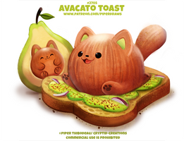 #2705. Avacato Toast - Word Play