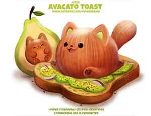 #2705. Avacato Toast - Word Play