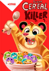 #2708. Cereal Killer - Word Play