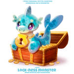 #2709. Lock-Ness Monster - Word Play