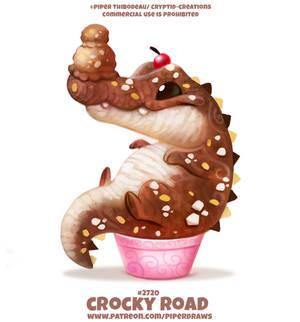 #2720. Crocky Road - Word Play