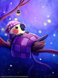 #2725. Nest - Illustration