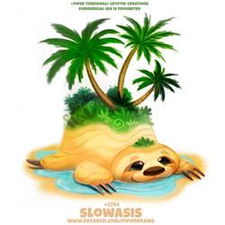 #2754. Slowasis - Word Play