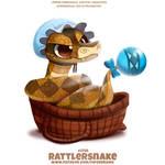 #2756. Rattlersnake - Word Play