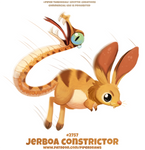 #2757. Jerboa Constrictor - Word Play