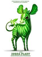 #2763. Zebra Plant - Word Play