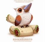 #2770. Kookaburrito - Word Play