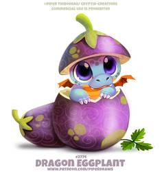 #2774. Dragon Eggplant - Word Play