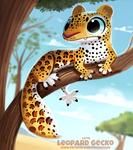 #2776. Leopard Gecko - Word Play