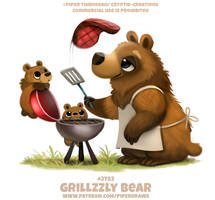 #2783. Grillzzly Bear - Word Play