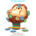 #2785. Hedgepog - Word Play