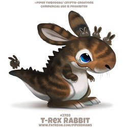 #2788. T-Rex Rabbit - Word Play