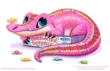 #2793. Saltwater Taffydile - Word Play
