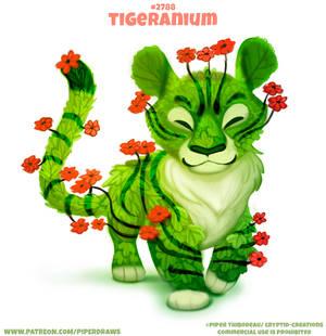 #2798. Tigeranium - Word Play