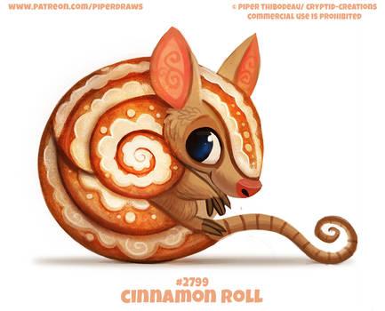 #2799. Cinnamon Roll - Word Play