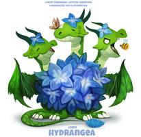 #2814. Hydrangea - Word Play