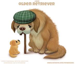 #2822. Olden Retriever - Word Play