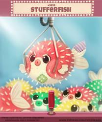 #2823. Stufferfish - Word Play