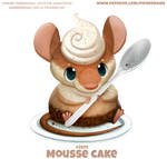 #2824. Mousse Cake - Word Play