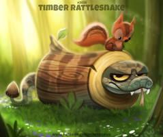 #2826. Timber Rattlesnake - Word Play