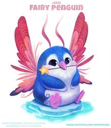 #2829. Fairy Penguin - Word Play