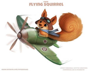#2839. Flying Squirrel - Word Play