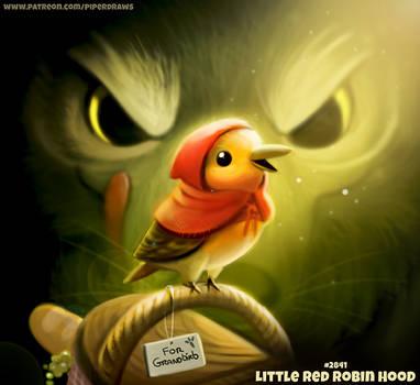 #2841. Little Red Robin Hood - Word Play