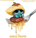 #2843. Shell Pasta - Word Play