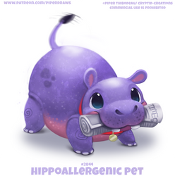#2844. Hippoallergenic Pet - Word Play