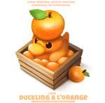 #2855. Duckling a L'orange - Word Play